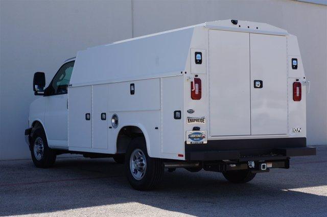 2020 Chevrolet Express 3500 RWD, Knapheide KUV Service Utility Van #20CF0138 - photo 4