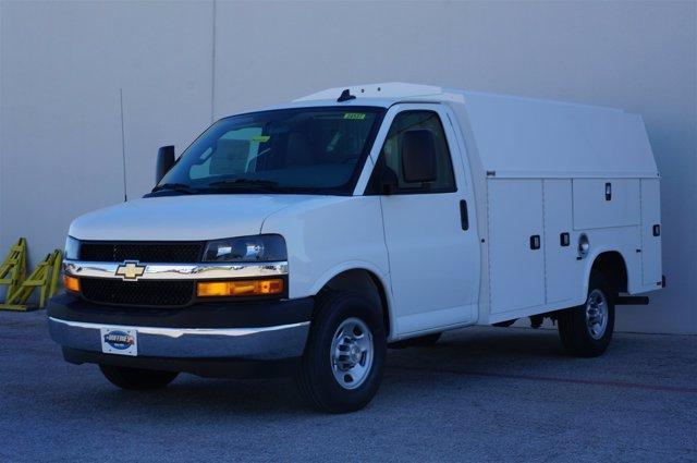 2020 Chevrolet Express 3500 RWD, Knapheide KUV Service Utility Van #20CF0139 - photo 3