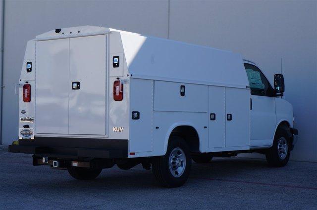 2020 Chevrolet Express 3500 4x2, Knapheide Service Utility Van #20CF0139 - photo 1