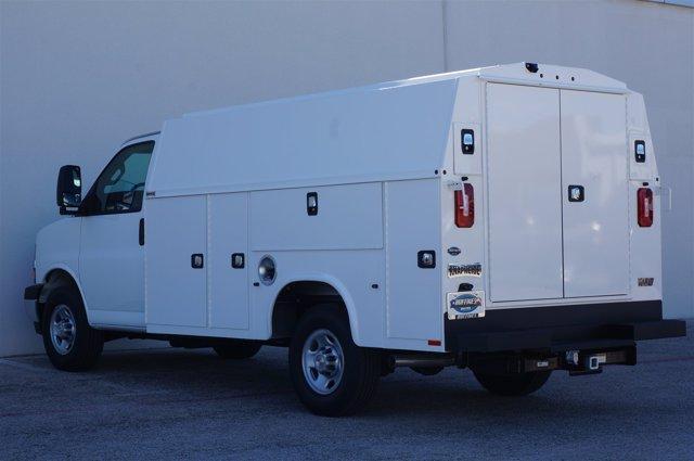 2020 Chevrolet Express 3500 RWD, Knapheide KUV Service Utility Van #20CF0139 - photo 4