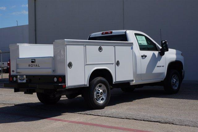2020 Chevrolet Silverado 2500 Regular Cab RWD, Royal Service Body #20CF0150 - photo 2