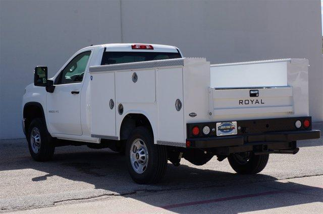 2020 Chevrolet Silverado 2500 Regular Cab RWD, Royal Service Body #20CF0150 - photo 4