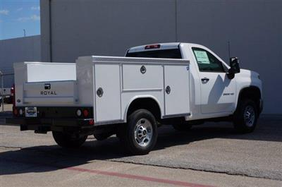 2020 Chevrolet Silverado 2500 Regular Cab 4x2, Royal Service Body #20CF0150 - photo 2