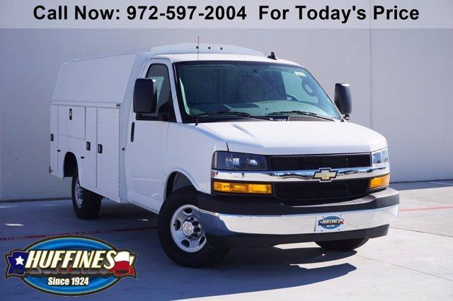 2020 Chevrolet Express 3500 4x2, Knapheide KUV Service Utility Van #20CF0173 - photo 1