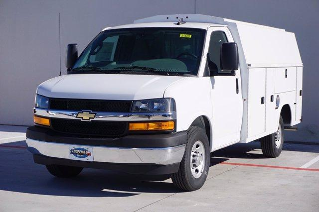 2020 Chevrolet Express 3500 4x2, Knapheide KUV Service Utility Van #20CF0173 - photo 3