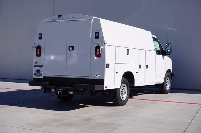 2020 Chevrolet Express 3500 4x2, Knapheide KUV Service Utility Van #20CF0173 - photo 2