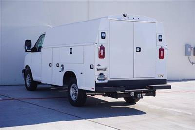 2020 Chevrolet Express 3500 4x2, Knapheide KUV Service Utility Van #20CF0173 - photo 4