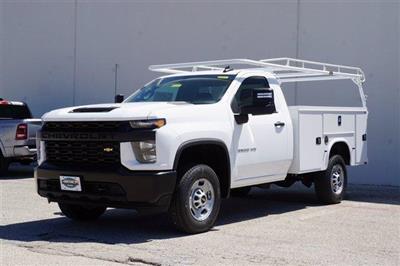 2020 Chevrolet Silverado 2500 Regular Cab RWD, Knapheide Steel Service Body #20CF0178 - photo 3