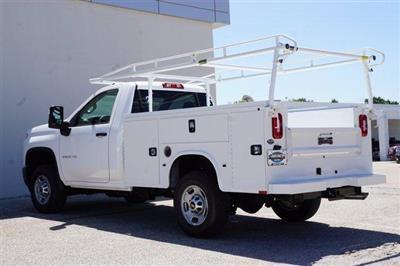 2020 Chevrolet Silverado 2500 Regular Cab RWD, Knapheide Steel Service Body #20CF0178 - photo 4