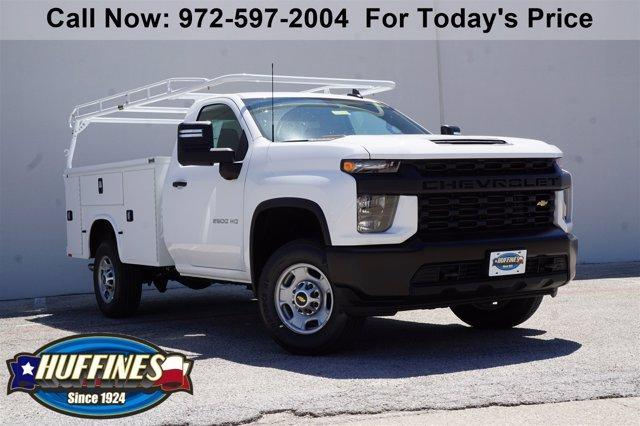 2020 Chevrolet Silverado 2500 Regular Cab RWD, Knapheide Steel Service Body #20CF0179 - photo 1