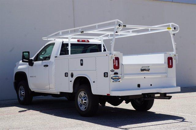 2020 Chevrolet Silverado 2500 Regular Cab RWD, Knapheide Steel Service Body #20CF0179 - photo 4