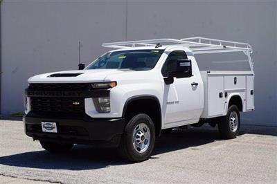 2020 Chevrolet Silverado 2500 Regular Cab RWD, Knapheide Steel Service Body #20CF0179 - photo 3