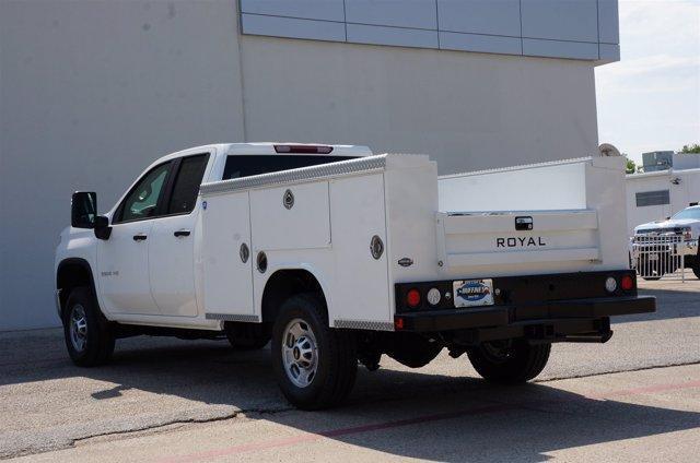 2020 Chevrolet Silverado 2500 Double Cab 4x4, Royal Service Body #20CF0184 - photo 4