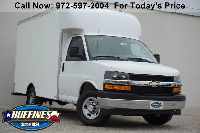 2020 Chevrolet Express 3500 RWD, Supreme Spartan Cargo Cutaway Van #20CF0206 - photo 1