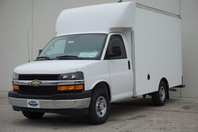 2020 Chevrolet Express 3500 RWD, Supreme Spartan Cargo Cutaway Van #20CF0206 - photo 3