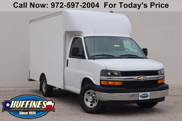 2020 Chevrolet Express 3500 RWD, Supreme Spartan Cargo Cutaway Van #20CF0209 - photo 1