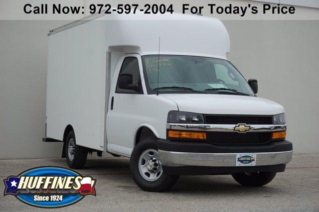2020 Chevrolet Express 3500 RWD, Supreme Spartan Cargo Cutaway Van #20CF0213 - photo 1