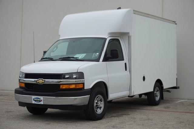 2020 Chevrolet Express 3500 RWD, Supreme Spartan Cargo Cutaway Van #20CF0213 - photo 3