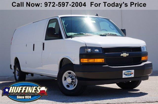 2020 Chevrolet Express 3500 RWD, Empty Cargo Van #20CF0237 - photo 1