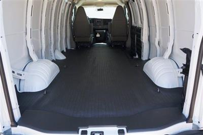 2020 Chevrolet Express 3500 RWD, Empty Cargo Van #20CF0237 - photo 2