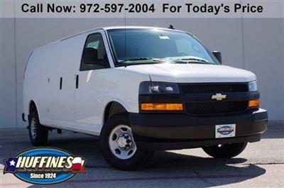 2020 Chevrolet Express 3500 RWD, Empty Cargo Van #20CF0252 - photo 1