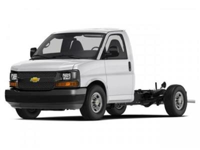 2020 Chevrolet Express 3500 RWD, Supreme Spartan Cargo Cutaway Van #20CF0259 - photo 1