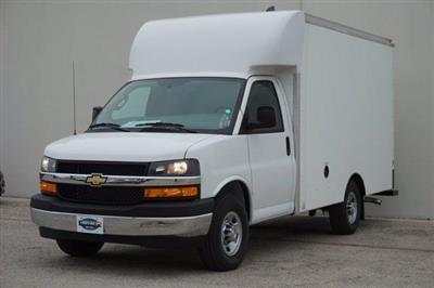 2020 Chevrolet Express 3500 RWD, Supreme Spartan Cargo Cutaway Van #20CF0259 - photo 3
