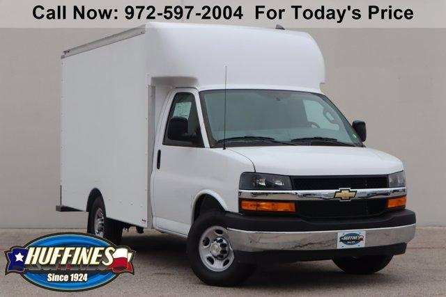 2020 Chevrolet Express 3500 RWD, Supreme Spartan Cargo Cutaway Van #20CF0261 - photo 1