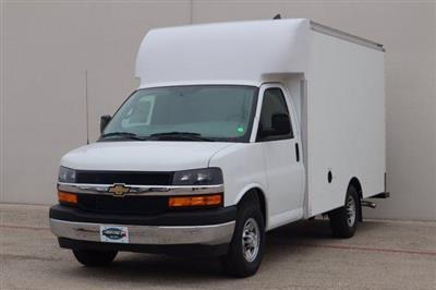2020 Chevrolet Express 3500 RWD, Supreme Spartan Cargo Cutaway Van #20CF0261 - photo 3