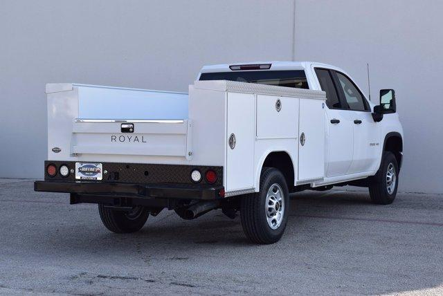 2020 Chevrolet Silverado 2500 Double Cab RWD, Royal Service Body #20CF0273 - photo 2