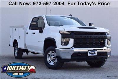 2020 Chevrolet Silverado 2500 Double Cab RWD, Royal Service Body #20CF0273 - photo 1
