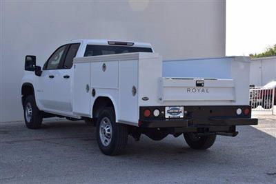 2020 Chevrolet Silverado 2500 Double Cab RWD, Royal Service Body #20CF0273 - photo 4