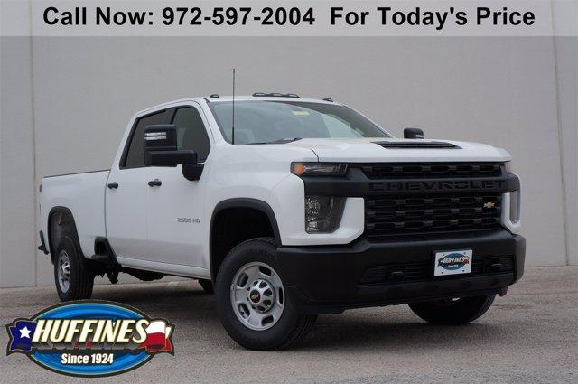2020 Chevrolet Silverado 2500 Crew Cab 4x2, Pickup #20CF0309 - photo 1