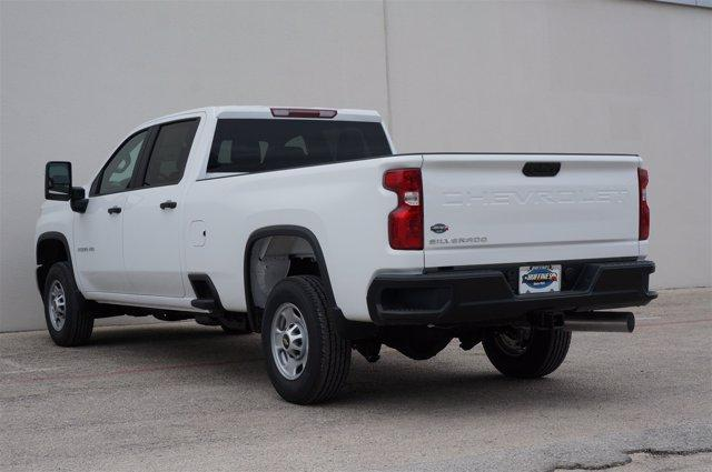 2020 Chevrolet Silverado 2500 Crew Cab 4x2, Pickup #20CF0309 - photo 4