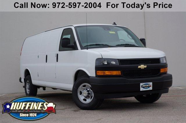 2020 Chevrolet Express 3500 RWD, Empty Cargo Van #20CF0346 - photo 1