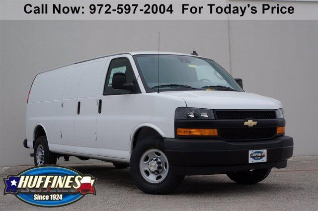 2020 Chevrolet Express 3500 RWD, Empty Cargo Van #20CF0347 - photo 1