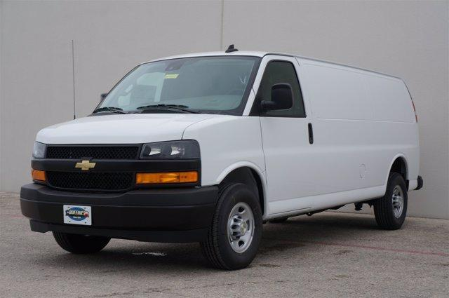 2020 Chevrolet Express 3500 RWD, Empty Cargo Van #20CF0350 - photo 3