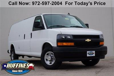 2020 Chevrolet Express 3500 RWD, Empty Cargo Van #20CF0350 - photo 1