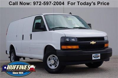 2020 Chevrolet Express 3500 RWD, Empty Cargo Van #20CF0354 - photo 1