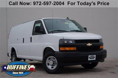 2020 Chevrolet Express 3500 RWD, Empty Cargo Van #20CF0359 - photo 1