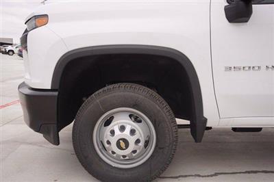 2020 Chevrolet Silverado 3500 Crew Cab DRW 4x4, Cab Chassis #20CF0396 - photo 5