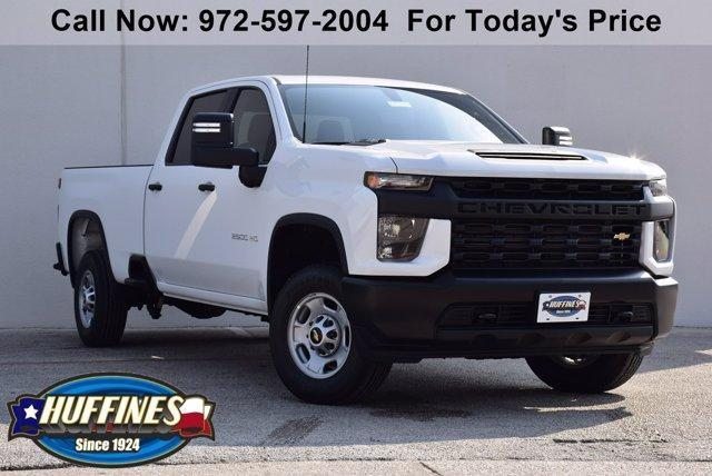 2020 Chevrolet Silverado 2500 Crew Cab RWD, Pickup #20CF0422 - photo 1
