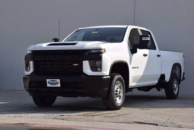 2020 Chevrolet Silverado 2500 Crew Cab RWD, Pickup #20CF0422 - photo 3