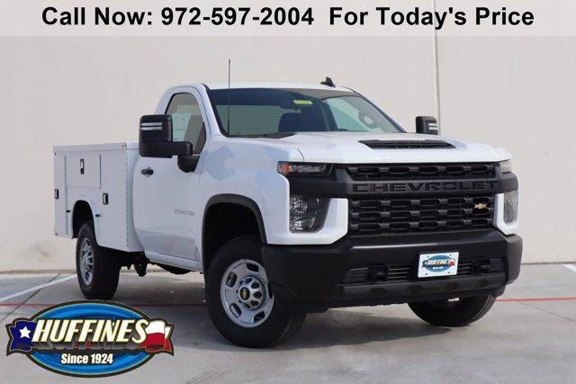 2020 Chevrolet Silverado 2500 Regular Cab 4x2, Knapheide Service Body #20CF0423 - photo 1
