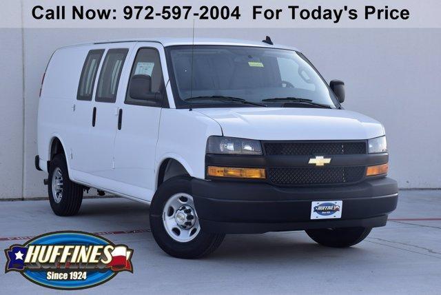 2020 Chevrolet Express 2500 4x2, Empty Cargo Van #20CF0435 - photo 1