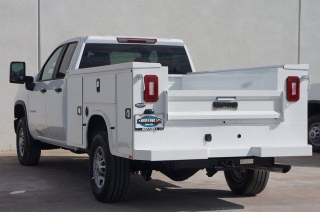 2020 Chevrolet Silverado 2500 Double Cab 4x4, Knapheide Steel Service Body #20CF0436 - photo 4