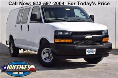 2020 Chevrolet Express 2500 RWD, Empty Cargo Van #20CF0441 - photo 1