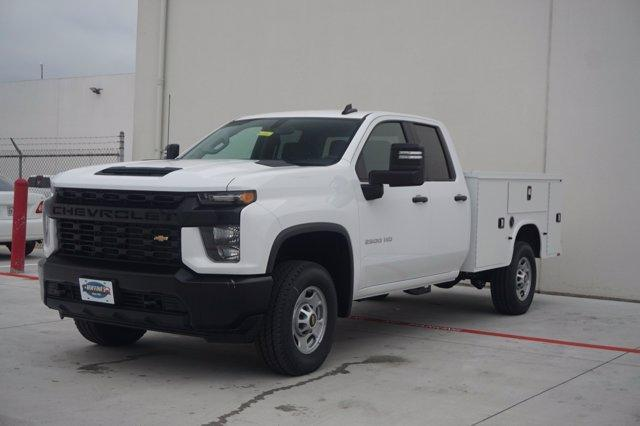 2020 Chevrolet Silverado 2500 Double Cab 4x4, Knapheide Steel Service Body #20CF0443 - photo 3