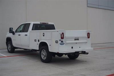 2020 Chevrolet Silverado 2500 Double Cab 4x4, Knapheide Steel Service Body #20CF0443 - photo 4