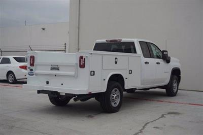 2020 Chevrolet Silverado 2500 Double Cab 4x4, Knapheide Steel Service Body #20CF0443 - photo 2